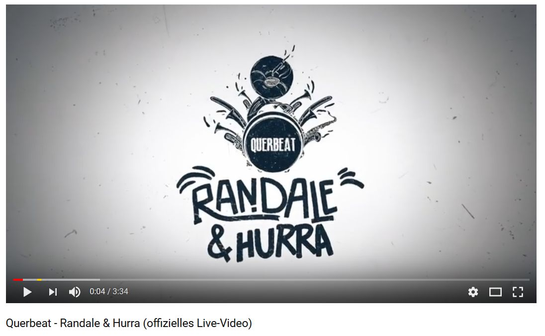 Querbeat – Randale & Hurra