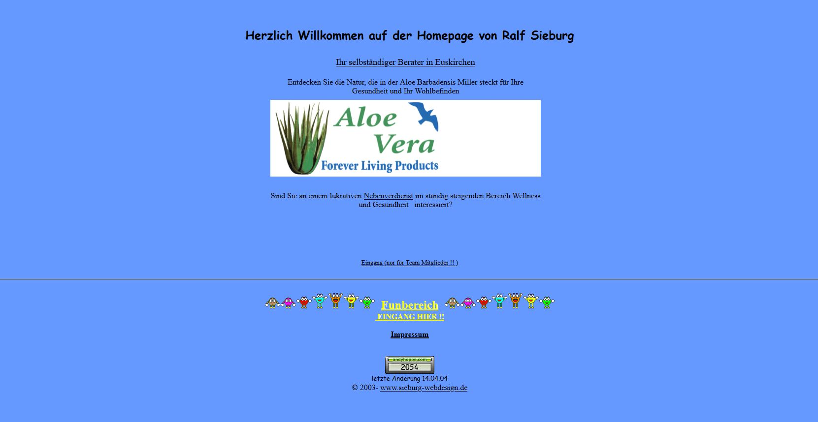 Das Internet vergisst nie – Wayback Machine